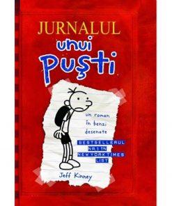 Carte Editura Arthur, Jurnalul unui pusti 1, editie noua