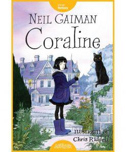 Carte Editura Arthur, Coraline, Neil Gaiman, editie noua