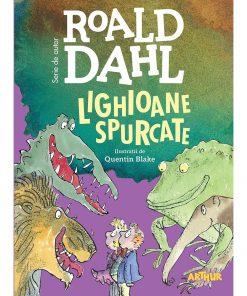 Carte Editura Arthur, Lighioane spurcate, Roald Dahl