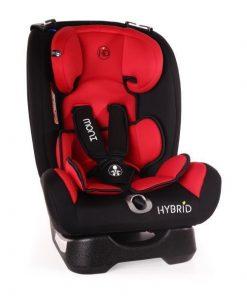 Scaun auto 0-36 kg Hybrid Red