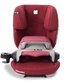 Scaun auto cu isofix 9-36 kg Ferris Red