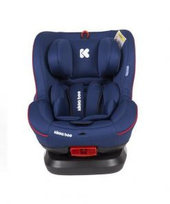 Scaun auto rotativ cu isofix 0-25 kg Twister Blue