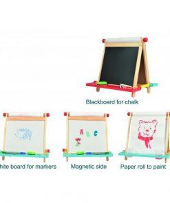 Tabla magnetica 4 in 1 Egmont Toys