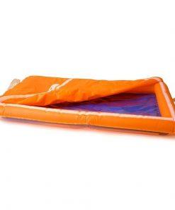 Tavita gonflabila pentru joaca cu nisip kinetic sau alte materiale