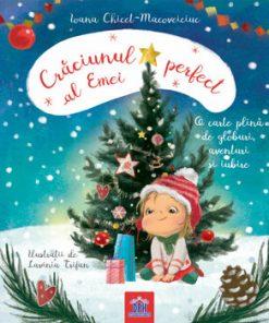Craciunul Perfect Al Emei - Nou (Bordbook)/Ioana Chicet Macoveiciuc