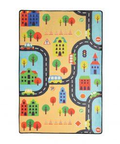 Covor copii Road, 140 x 190 cm