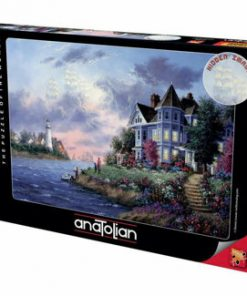 Puzzle Anatolian Victorian Fantasy, 1000 piese