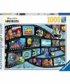 Puzzle Ravensburger Rola Film D-Pixar, 1000 piese