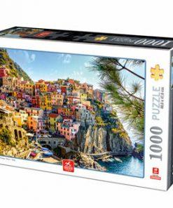 Puzzle Italia - Cinque Terre, 1000 piese