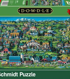 Puzzle Midway, 1000 piese