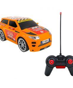 Masinuta cu telecomanda Globo Suv WRC, Portocaliu