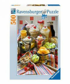 Puzzle Ravensburger Desert, 500 piese