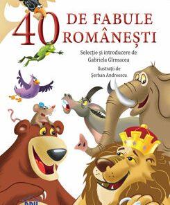 40 de fabule romanesti/***