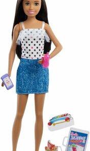 Papusa Barbie Gama Family - Bona bruneta