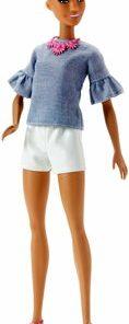 Papusa Barbie, Fashionista tunsa scurt