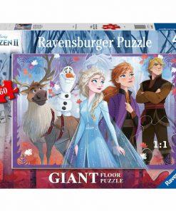 Puzzle Ravensburger Frozen II, 60 piese