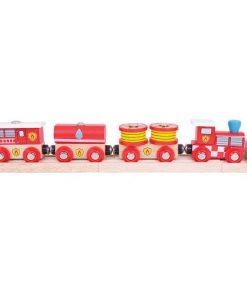 Set Trenuletul Pompierilor