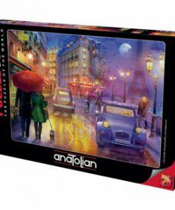 Puzzle Anatolian Paris at Night, 1000 piese