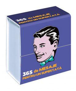 Carte 365 de mesaje pentru un supertata, Editura DPH