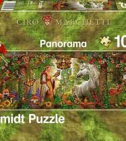 Puzzle Magic Forest, 1000 piese