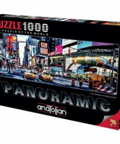 Puzzle panoramic Anatolian Times Square, 1000 piese