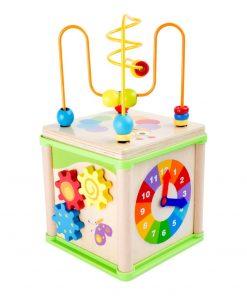 Jucărie motrică din lemn Legler Insect Motor