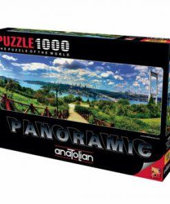 Puzzle panoramic Anatolian Bosfor, 1000 piese
