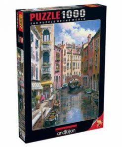 Puzzle Anatolian Ponte Longo, 1000 piese
