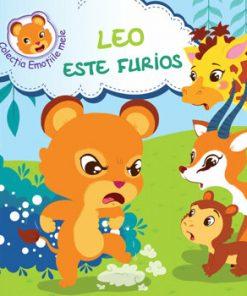 Leo este furios/Caramel