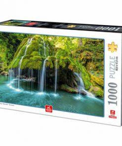 Puzzle Romania - Cascada Bigar, 1000 piese
