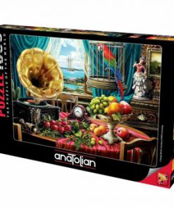 Puzzle Anatolian Still Life with Fruit, 1000 piese