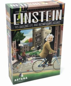 Einstein: His Amazing Life and Incomparable Science (EN)