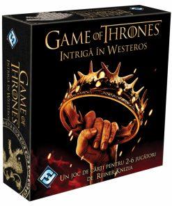 Game of Thrones: Intriga in Westeros (RO)