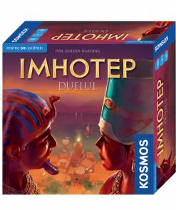 Imhotep - Duelul (RO)