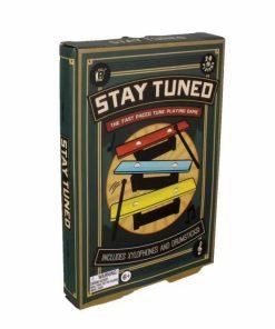 Mini joc Stay Tuned (EN)