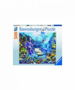Puzzle Regele marii, 500 piese