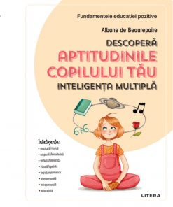 Carte Editura Litera, Descopera aptitudinile copilului tau. Inteligenta multipla, Albane de Beaurepaire