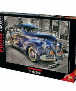 Puzzle Anatolian Old School, 1000 piese