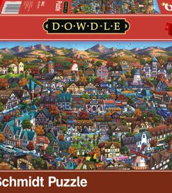 Puzzle Solvang, 1000 piese