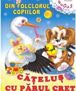 Catelus cu parul cret (din folclorul copiilor)
