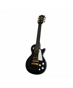 Chitara Rock My Music World, Negru, 56 cm