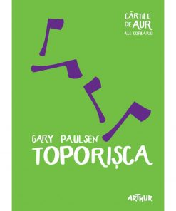 Carte Editura Arthur, Toporisca, Gary Paulsen