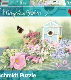 Puzzle Summer Home, 1000 piese