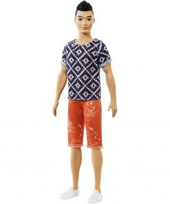 Papusa Barbie Fashionistas - Ken (FXL62)