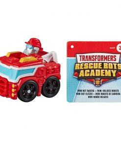 Figurina Transformers 2 in 1 Rescue Bots Miniracers