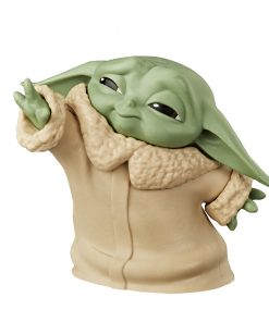 Figurina Star Wars Baby Yoda, Force Moment, F12175l00, 6 cm