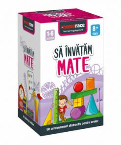 Joc educativ MemoRace - Sa invatam mate