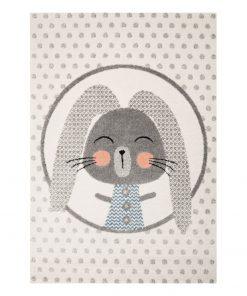 Covor Zala Living Bunny, 120 x 170 cm, bej