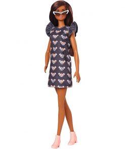 Papusa Barbie Fashionistas, 140, GYB01