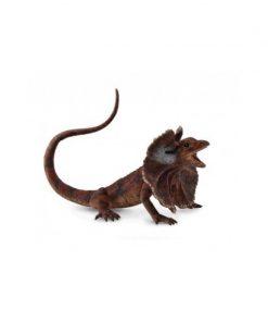 Figurina Soparla Frill Necked L Collecta, 16.1 x 9.3 cm